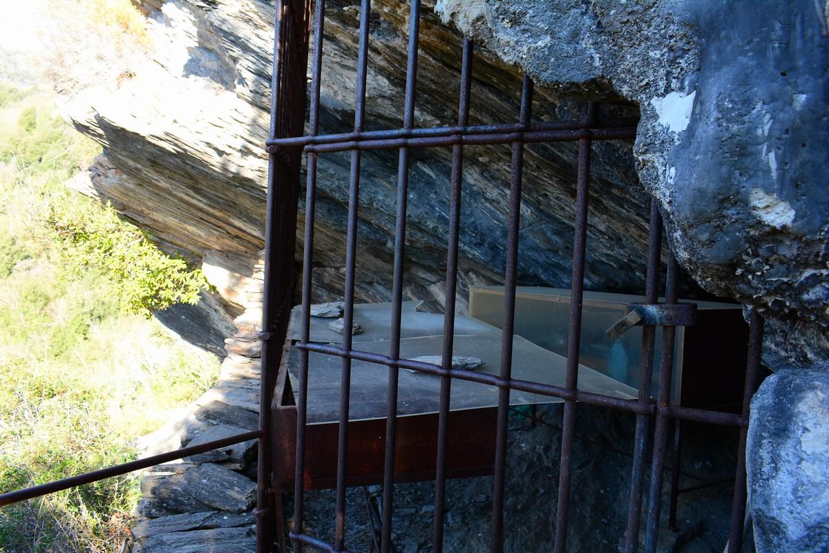 grotte des Maquisards Porri