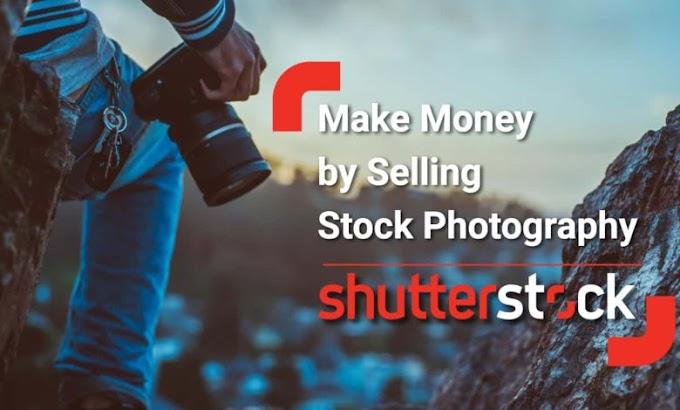 كيف لكسب المال على Shutterstock عن طريق بيع الأسهم التصوير الفوتوغرافي