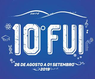 Prorrogadas inscrições de trabalhos no 10º Festival Universitário de Inverno de Cuité