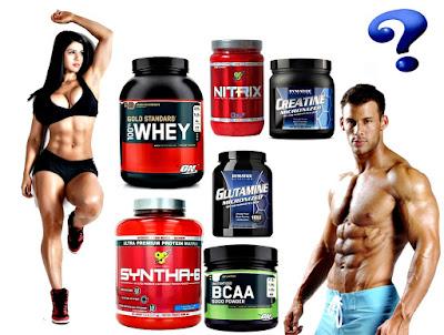 Batidos proteínas masa muscular