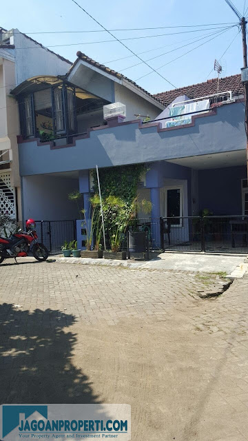 Dijual rumah mewah di kawasan perumahan elite Malang Kota