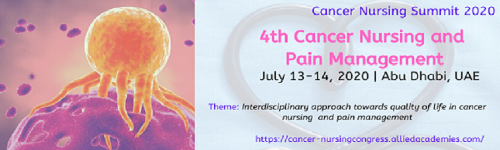 Cancer Nursing and Pain Management