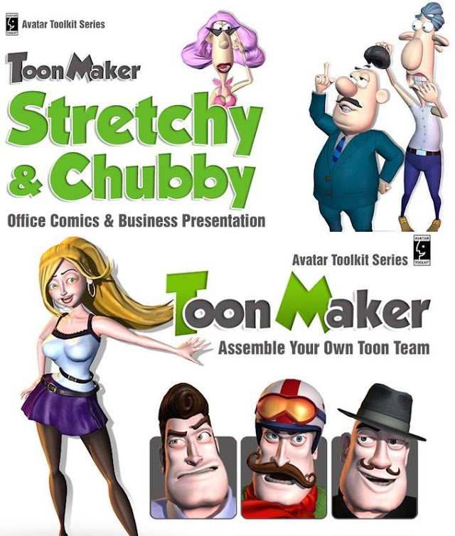 IClone Toon Maker 1 & 2