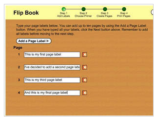 An Easy Tool to Help Students Create Flip Books