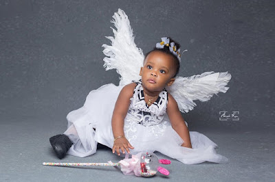Happy Moment: First Pictures of Actress Nana Ama McBrown's Daughter Baby Maxin Surface Online