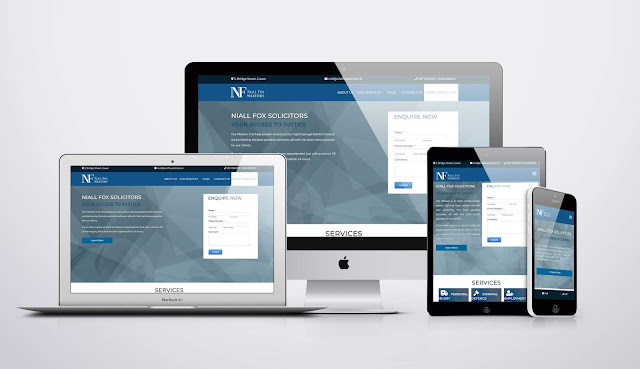 Responsive Business Website