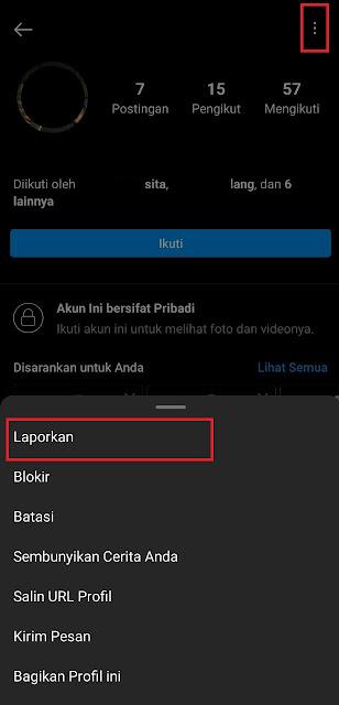 Cara Report Akun Instagram1