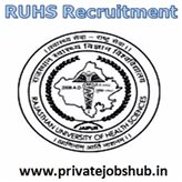RUHS Recruitment