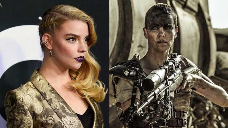 Mad Max: Fury Road Prequel, Anya Taylor-Joy hogi Furiosa