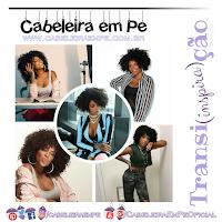 Transição da Ludmilla (fotos do cabelo natural da cantora)