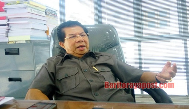 Catatan Sejarah Tokoh Pembangunan, Surat Untuk Rakyat Dari Drs. H. Zain Alkim (2)