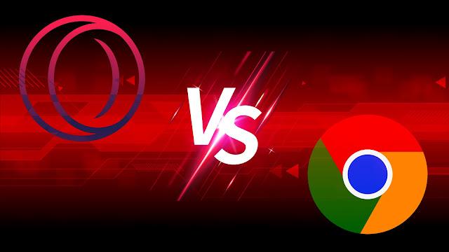 Opera GX vs Chrome