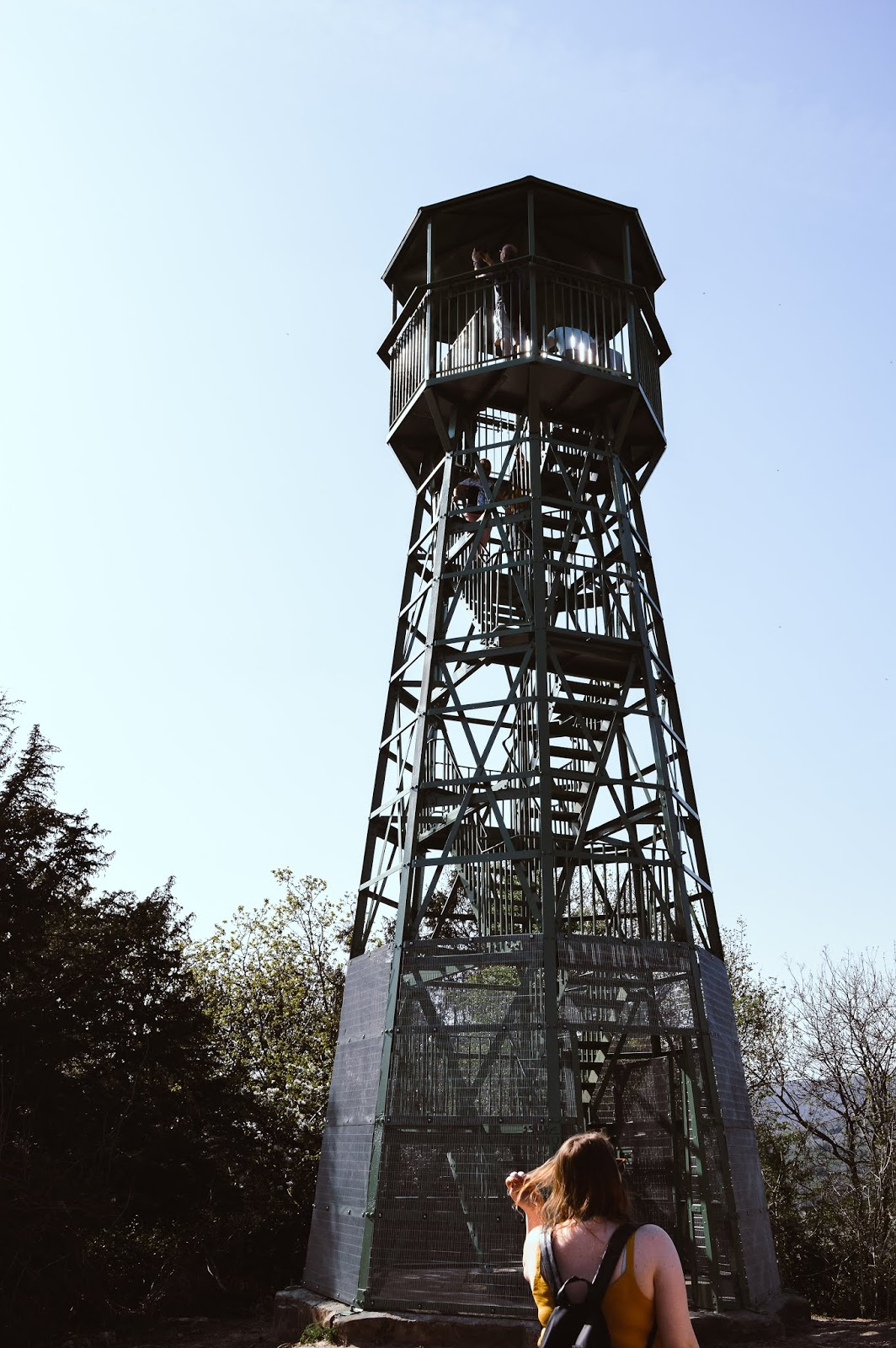 Lookout Tower at Cheddar