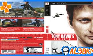 تحميل لعبة  Tony Hawk's Project 8 psp مضغوطة لمحاكي ppsspp