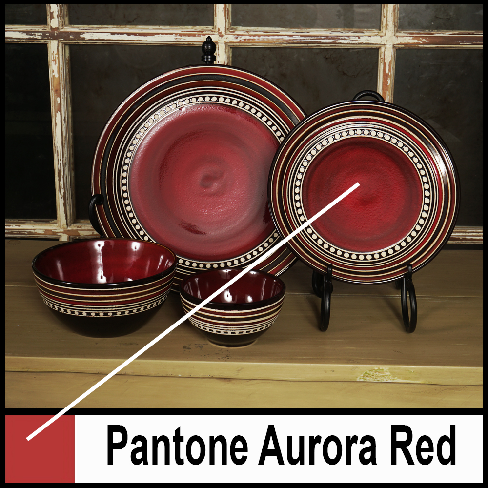 pantone aurora red - photo #33