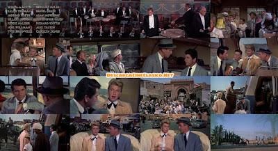 El hombre que sabía demasiado / 1956