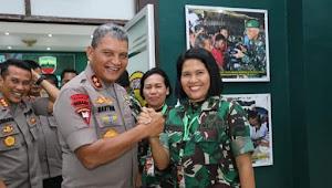 Pasca bentrokan personil TNI- Polri di Taput, Pangdam: Akan berikan tindakan