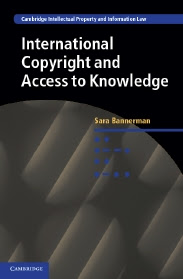 International Copyright and Access to Knowledge