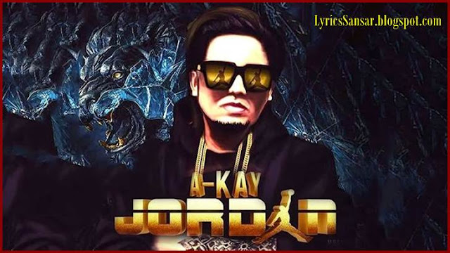 JORDAN : A Kay