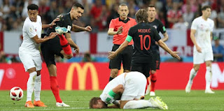 Hirvatistan - İngiltere Canli Maç İzle 11 Temmuz 2018