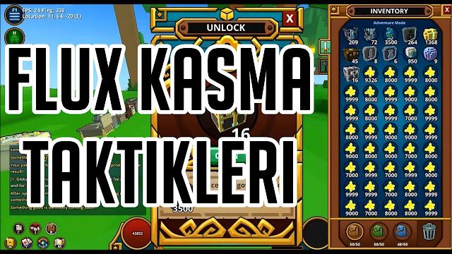 Trove Flux Kasma Rehberii