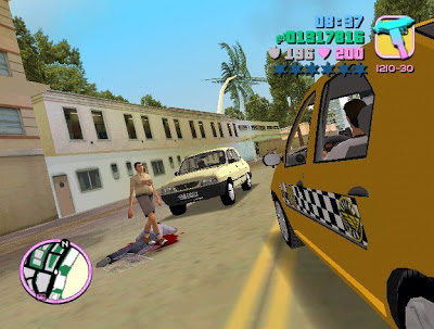 200mb] gta vice city on android apk+data free download | gameplay.