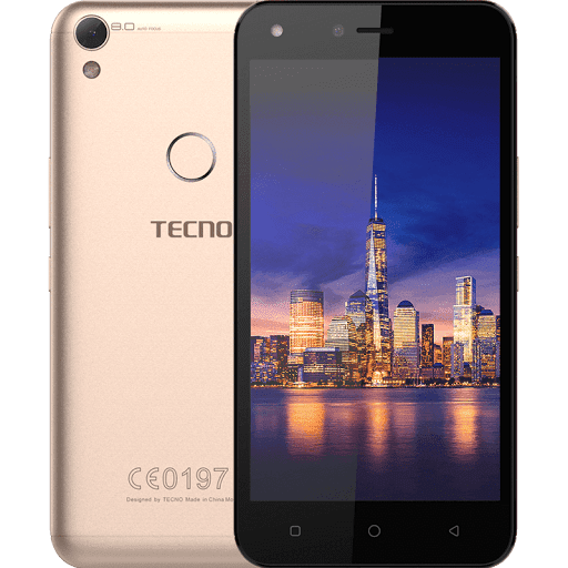 "The New Tecno WX4 Pro sports a 5"" HD display and runs on"