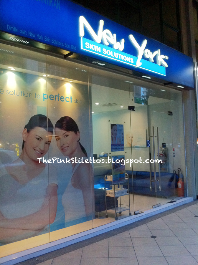 My New York Skin Solutions facial experience | The Pink