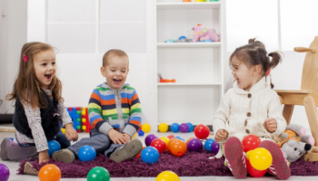 Pola Asuh Anak Bersama Dancow