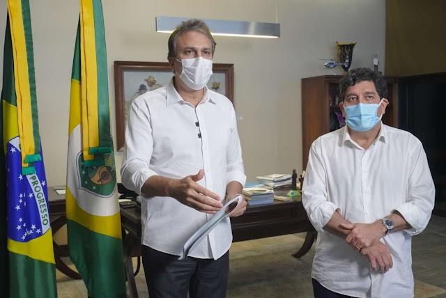 Ceará seguirá em isolamento social rígido por mais uma semana