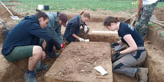Researchers unearth oldest gold find in southwest Germany