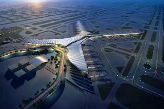 محطة مطار جدة الجديدة: أحدث معالم السعودية والوطن العربي