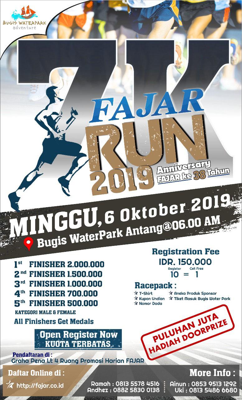 Fajar Run • 2019