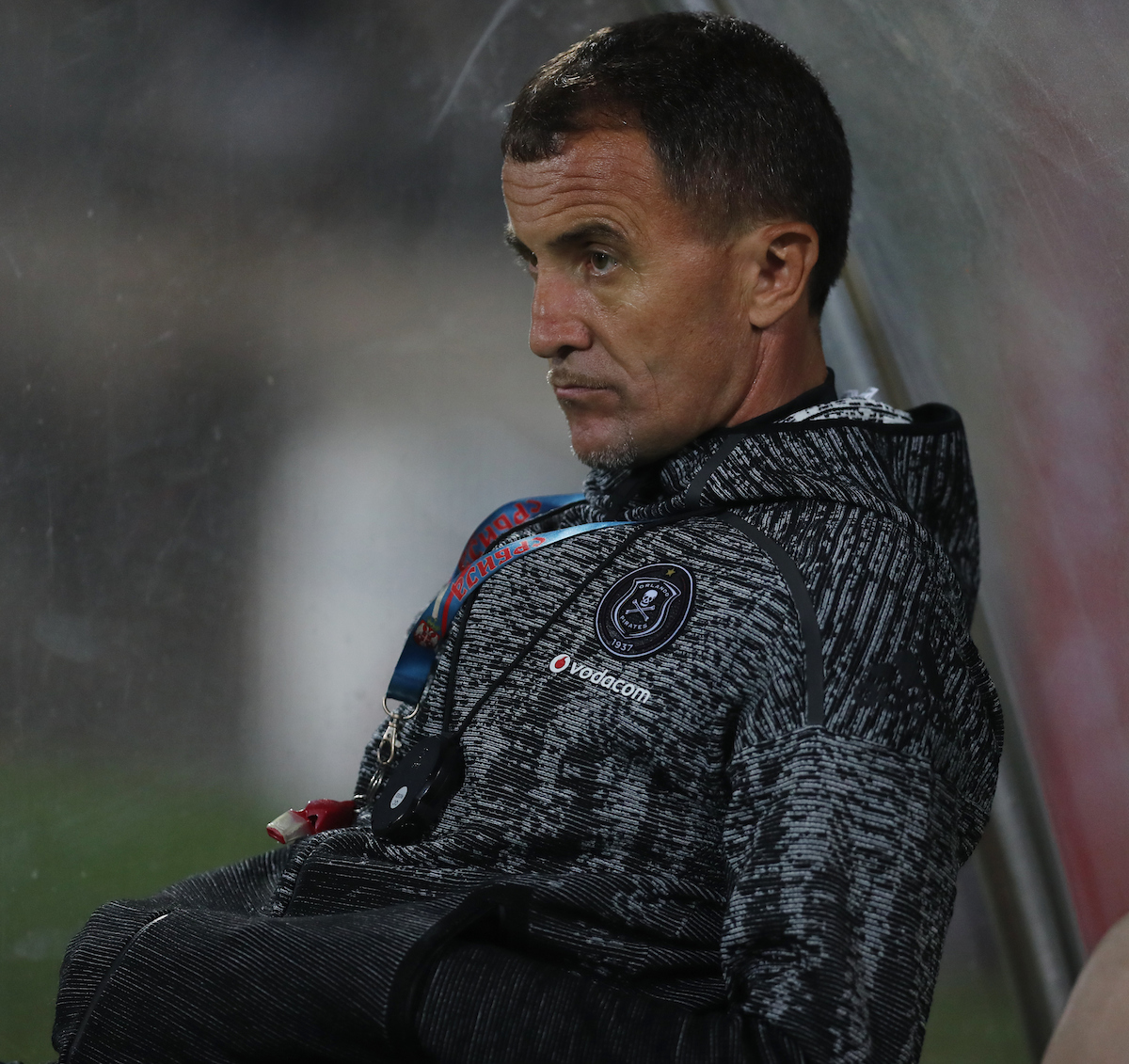 Orlando Pirates coach Milutin 'Micho' Sredojevic