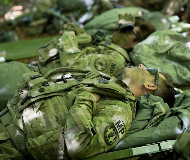 Exército americano recomenda favorecer a sesta