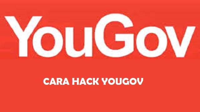 Cara Hack YouGov