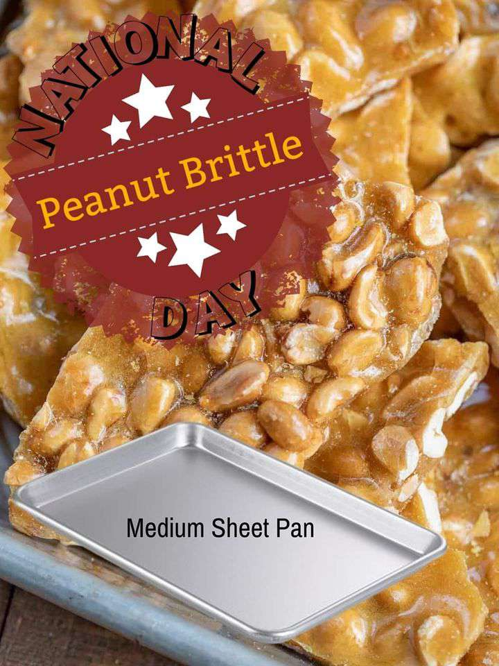National Peanut Brittle Day Wishes Lovely Pics