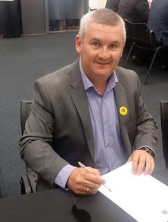 Prefeito Geraldino Júnior assinou convênio com DADETUR  para requalificação da av. São Paulo com ciclovias e paisagismo