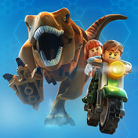 LEGO Jurrasic World Mod Apk