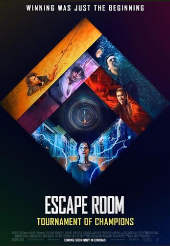 Escape Room: Tournament of Champions (Web-DL 720p Dual Latino / Ingles) (2021)