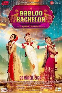 Babloo Bachelor (2020)