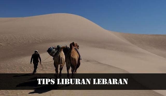 tips liburan lebaran