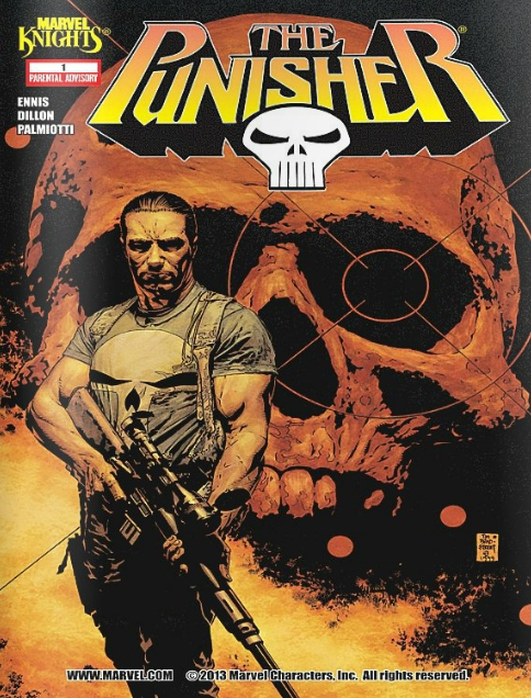 Welcome Back, Frank (Malrvel 2000) - The Punisher