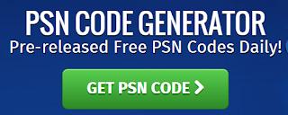 Free PSN Code