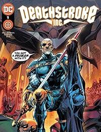 Deathstroke Inc. Comic