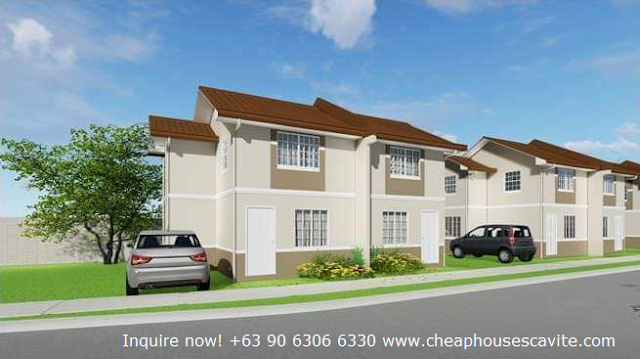 Verdanza Homes Pag-ibig House for Sale in General Trias Cavite