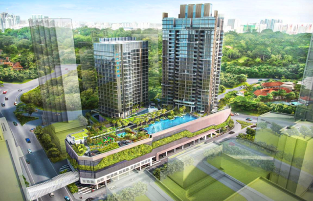 Cairnhill Nine - New Launch Development By Capitaland