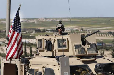 No Immediate Pullout of US Troops From Syria