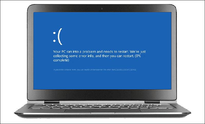 مشكلة-في-كرت-الشاشة