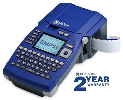 Review Brady BMP51-KIT-AC Printer Label Maker 143445